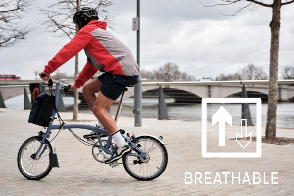 Brompton City Apparel SS21 - Breathable