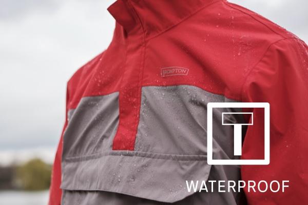 Brompton City Apparel SS21 - Waterproof