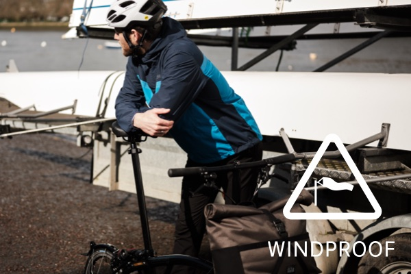 Brompton City Apparel SS21 - Windproof